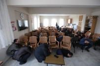 MESUT ÖZAKCAN - Efeler Belediyesi Personeline Yangın Ve Deprem Tatbikatı