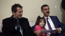 EVDE EĞİTİM - Engelli Elif'in Evde İlk Karne Heyecanı