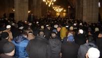 Erzurum'da 485. 'Binbir Hatim' Duası Yapıldı