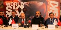 KADIN SPORCU - Erzurum'da Snowboard SBX Dünya Kupası Heyecanı Başlıyor