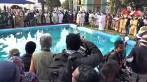 ADDIS ABABA - Etiyopyalı Ortodokslar Timkat Bayramı'nı Kutluyor