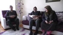 Evi Yanan Ali Dedenin Tedavisi Sürüyor