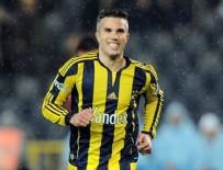 HOLLANDA LİGİ - Fenerbahçe Van Persie'nin sözleşmesini feshetti