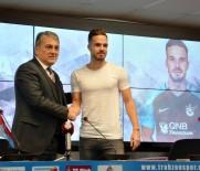 MUHARREM USTA - Filip Novak, Trabzonspor'un 124. Yabancısı Oldu
