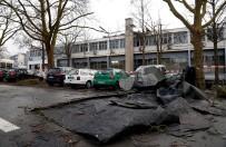 DUISBURG - 'Friederike Kasırgası' Almanya'da Can Kaybına Yol Açtı