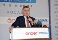 GENÇLİK VE SPOR BAKANI - Gençlik Ve Spor Bakanı Osman Aşkın Bak Açıklaması