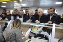 Giresunlular'dan Sınır Ötesi Harekat İçin 'Hazırız' Telgrafı
