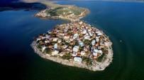 GÖLLER - Gölyazı'da Tehlike Çanları