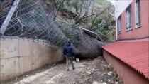 ABDULLAH ATAKAN ATASOY - Heyelan Nedeniyle Kız Yurdu Boşaltıldı