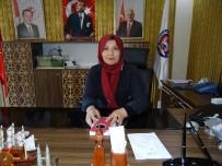 KADIN BAŞKAN - Hisarcık Belediyesi'ne Kadın Eli Değdi