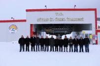 İlçe Özel İdare Müdürleri Yıldız'da Toplandı