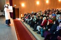 KÜRTAJ - İpekyolu Belediyesi Sağlık Seminerlerine Devam Ediyor