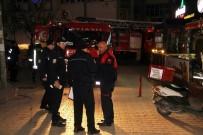 Isparta'ya Çalışmaya Gelen Ailenin Kaldığı Otel Odasında Yangın Çıktı