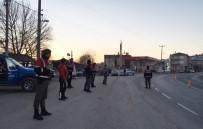 TRAFİK CEZASI - İznik Jandarma Timlerinden Huzur Uygulaması