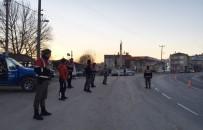 İznik'te Jandarmadan Huzur Uygulaması