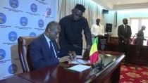 DıŞ TICARET - Kalkınma Bakanı Elvan Mali'de