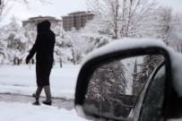 MIMARSINAN - Kar Yağışı Bitti, Kartpostallık Görüntüler Ortaya Çıktı