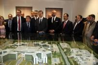 KAPALI ALAN - Kayseri Şehir Hastanesi 2018 Yılında Açılacak İlk Hastane Olacak