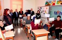 RESUL ÇELIK - Konya'da Özel Öğrencilerin Karne Heyecanı