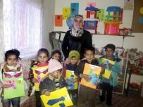Köy Okulunda Karne Heyecanı