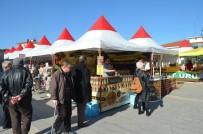 SOSYAL GÜVENLIK - Kula Esnafından Alışveriş Çadırlarına Tepki
