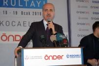 GENÇLİK VE SPOR BAKANI - Kültür Ve Turizm Bakanı Prof. Dr. Numan Kurtulmuş Açıklaması