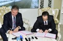 KAPALI ALAN - Malatya'ya Yeni Meydan Kazandırılıyor