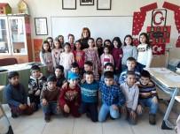 BAHÇELİEVLER - Malhun Hatun İlkokulu Öğrencilerin Karne Sevinci