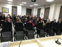 TRAKYA - Mali Destek Programları Ergene'de Anlatıldı