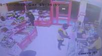 KAÇıŞ - Marketi Silahla Soyan 2 Şüpheli Paraları Harcayamadan Yakalandı