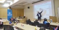 ELEKTRİK TASARRUFU - MEDAŞ, Anaokulu Öğrencilerine Enerji Kullanımı Anlattı