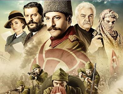 'Mehmetçik Kut'ül-Amare' ilk bölümüyle en çok izlenen yapım oldu