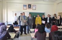 YOL HARITASı - Mersin'de 402 Bin Öğrenci Karne Sevinci Yaşadı