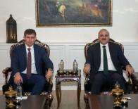 METİN FEYZİOĞLU - Metin Feyzioğlu'ndan Vali Zorluoğlu'na Ziyaret