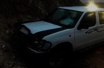 Midyat-Dargeçit Arası Trafik Kazası Açıklaması 5 Yaralı