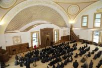 KARACAAHMET - Müşerref-İsmail Yapıcı Cami İlk Cuma Namazıyla İbadete Açıldı