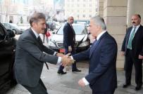 Müsteşar Eyüp Gümüş'ten Vali Kamçı'ya Ziyaret