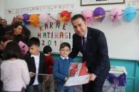SELAMI KAPANKAYA - Niksar'da Öğrencilerin Karne Sevinci