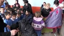 BURAK YILDIRIM - Öğrencilere 'Sıcak' Karne Hediyesi