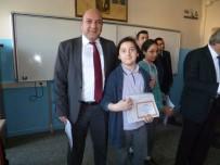 EDIP ÇAKıCı - Osmaneli'nde De Öğrenciler Yarı Yıl Tatiline Girdi
