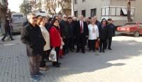 ESNAF VE SANATKARLAR ODALARı BIRLIĞI - Perşembe Pazarının Kurulacağı Mahallenin Sakinlerinden Tepki