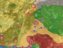 PYD Afrin'de sivilleri vurdu: 1 ölü, 5 yaralı