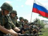 PYD - Rus askerleri Afrin'den çekildi