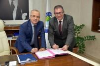 İLKAY - Salihli'de İş Yeri Uygulama Eğitim Protokolü İmzalandı