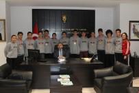 BİTLİS - Şampiyon Sporcular Başarılarını Kaymakam Kızıltoprak İle Paylaştı