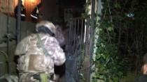 ŞAFAK VAKTI - Sarıyer'de Şafak Vakti Narkotik Operasyonu