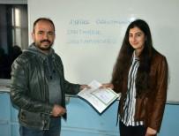 Şehit Aybüke Öğretmenin Öğrencileri Karne Aldı
