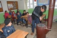 Şehit Necmettin Öğretmenin Öğrencilerinde Buruk Karne Sevinci