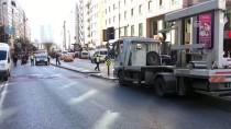 RUMELI - Şişli'de Bazı Yollar Trafiğe Kapatıldı