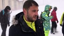 Snowboard Boardercross Dünya Şampiyonası'na Kar Engeli